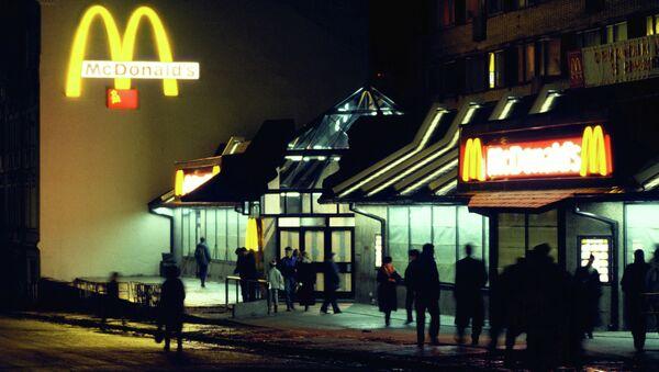 Ресторан McDonalds. Архив - Sputnik International