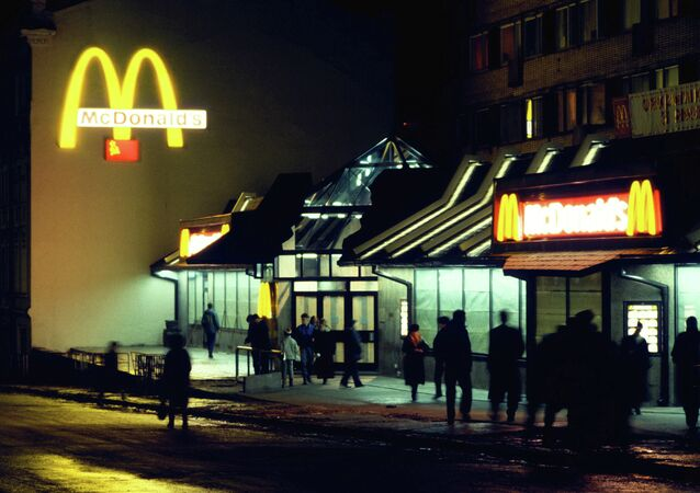 McDonald's: 20 years of successful work in Russia