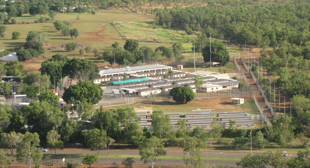 Detention Facility, Australia