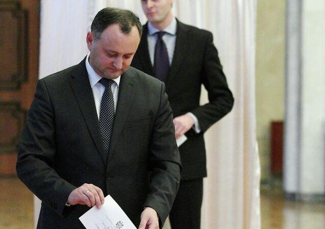 Парламент Молдавии не избрал президента