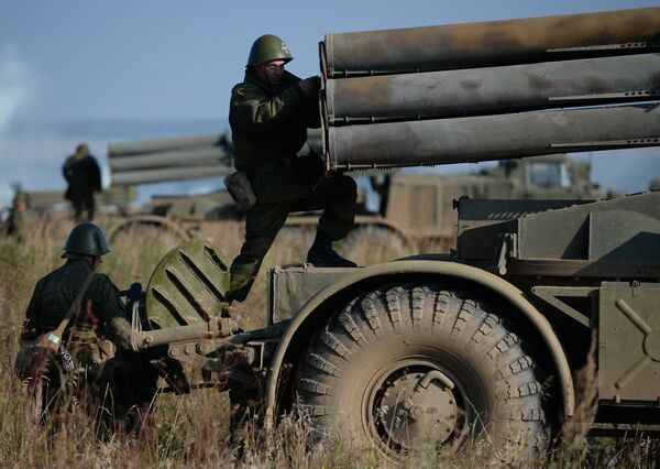 A large-scale Russian strategic military exercise, codenamed Vostok-2014 started in eastern Russia on Friday, according to the Defense Ministry. - Sputnik International