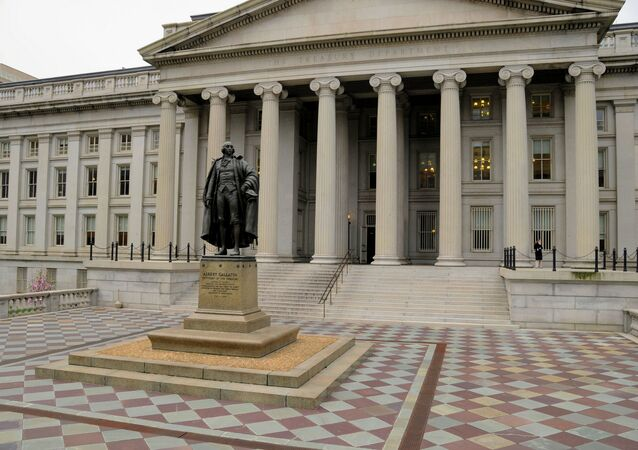 The US Treasury.