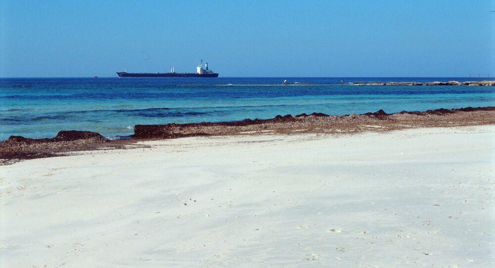 Ливийское побережье Средиземного моря