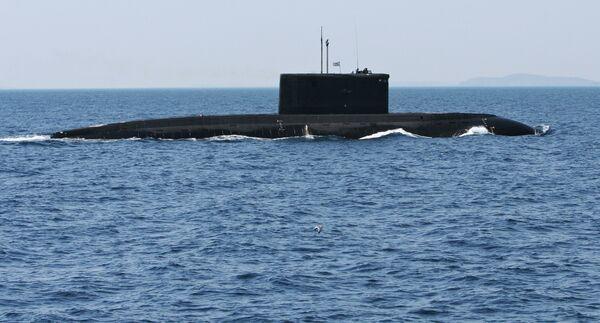 Russia's first Varshavyanka-class submarine, the Novorossiisk, has entered service with the Black Sea fleet - Sputnik International