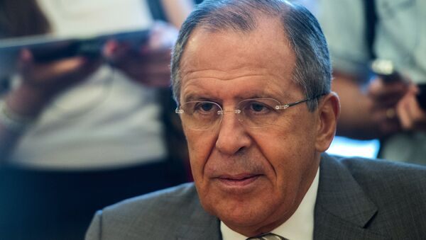 Russia does not plan to start an arms race, but the country will be well-protected, Russian Foreign Minister Sergei Lavrov said - Sputnik International