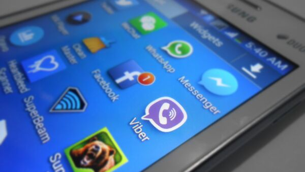 WhatsApp, Viber and Tango will be banned in Iran, as the country's strict judiciary has issued a one-month ultimatum. - Sputnik International