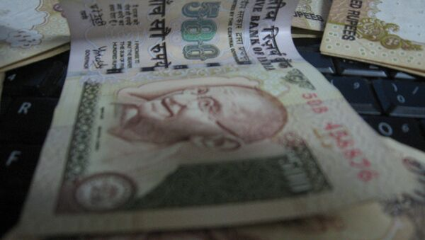 Transition to national currencies, the rupee and ruble, in trade between India and Russia will significantly increase bilateral trade. - Sputnik International