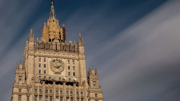Ukraine's ban on Russian media is wrong and undemocratic, Deputy Director of the Department of Information and Press of the Russian Foreign Ministry said Saturday. - Sputnik International