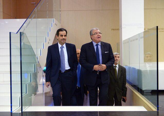 Lebanon's Ambassador to Russia Chawki Bou Nassar