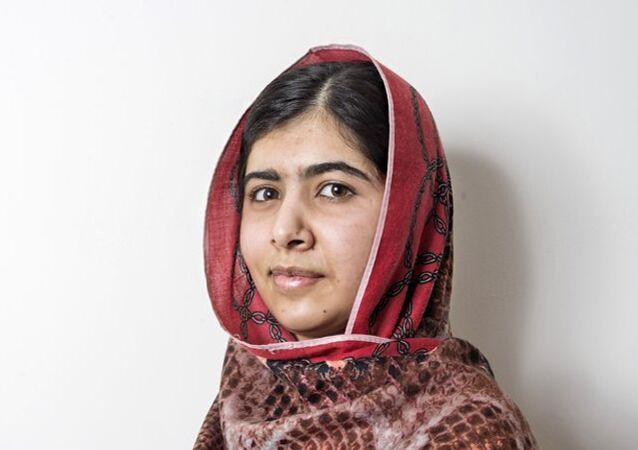 Pakistani teenager Malala Yousafzay became the youngest Nobel Peace Prize laureate in history