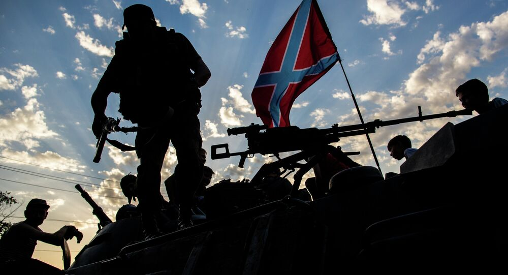 LPR has completed withdrawal of weapons with a calibre of less than 100mm to a distance of at least 1.8 miles from the line of contact with Ukrainian troops.