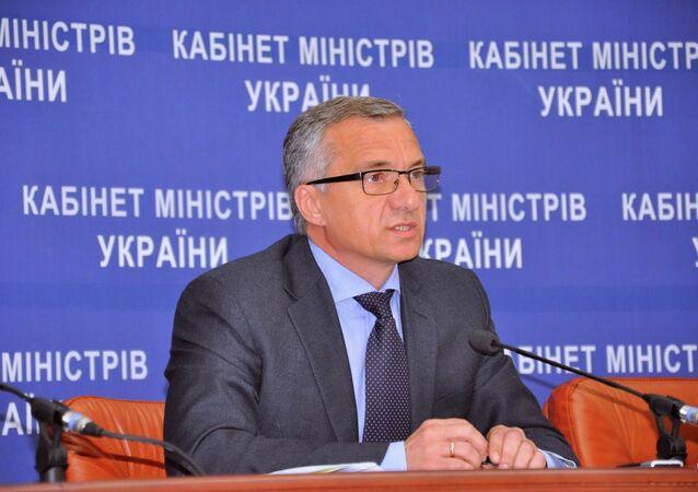 Министр финансов Украины Александр Шлапак