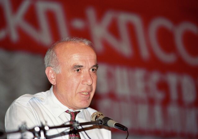 Директор Центра стратегических исследований при президенте Абхазии Олег Дамения. Архивное фото