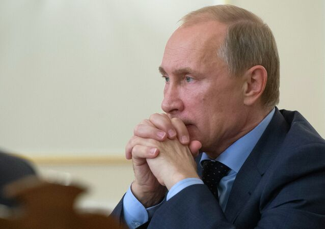 В.Путин провел совещание с членами правительства РФ