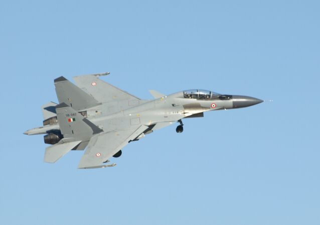 Indian Air Force - Sukhoi SU30
