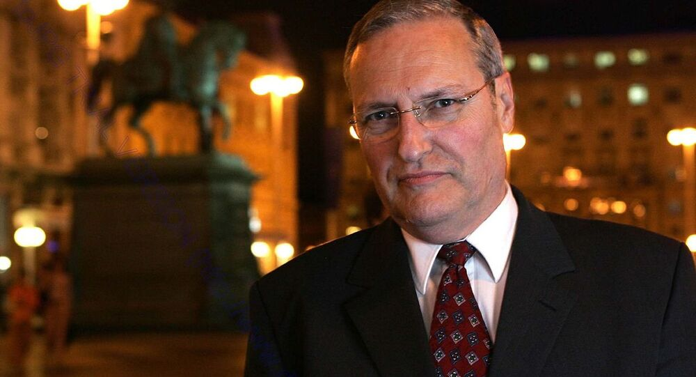 Dr. Efraim Zuroff, the Director of the Simon Wiesenthal Center