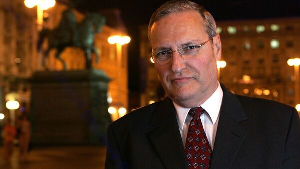 Dr. Efraim Zuroff, the Director of the Simon Wiesenthal Center, said the fact that Nazi criminals received social security payments is not as shocking as presented in the media - Sputnik International
